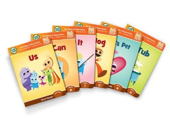 Post image for LeapFrog LeapReader Junior: Ready to Read Book Set-$9.97