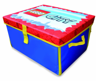 Post image for Amazon-Neat-Oh! LEGO CITY ZipBin Toy Box & Playmat $10.99