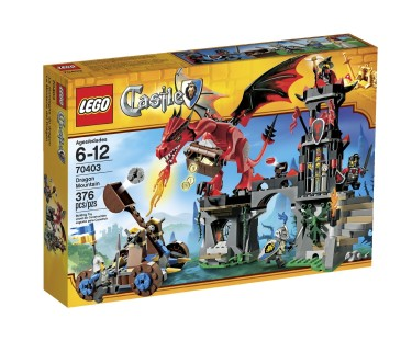 Post image for LEGO Castle Dragon Mountain $37.99 Shipped