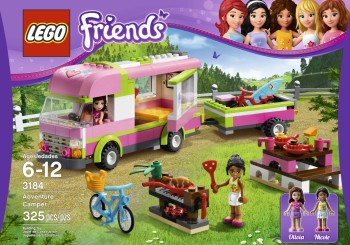 Post image for Lego Friends Sale: Adventure Campers