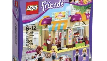 lego friends bakery