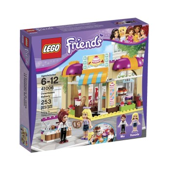 Post image for LEGO Friends Sale: Downtown Bakery $23.99