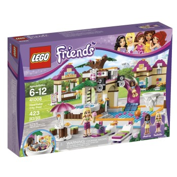 Post image for Lego Friends Sale: Heartlake City Pool