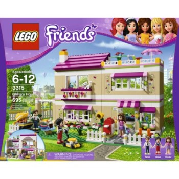 Post image for Lego Friends Sale: Olivia's House