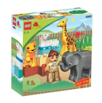 Post image for LEGO Duplo Baby Zoo-$9.49