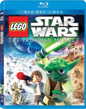 Post image for Star Wars Lego: The Padawan Menace [Blu-ray] -$7.50