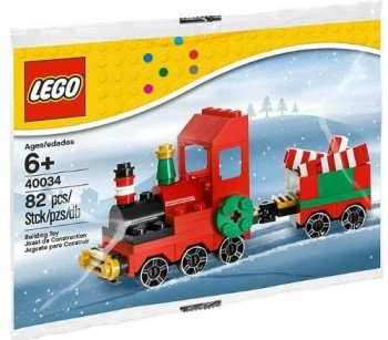 Post image for LEGO Christmas Train-$4.40