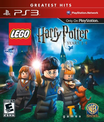 Post image for LEGO Harry Potter: Years 1-4: PS3