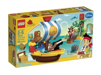 Post image for LEGO Jakes Pirate Ship Bucky-$29.99