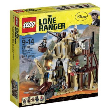 Post image for LEGO The Lone Ranger Silver Mine Shootout-$47.99 Shipped