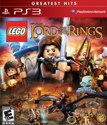 Post image for LEGO Lord of the Rings:PS3-$17.49