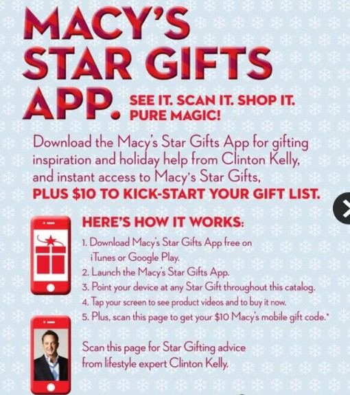 Post image for Free $10 Macy's Gift Card
