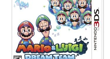 Black Friday 2013: Mario and Luigi Dream Team Price Comparisons