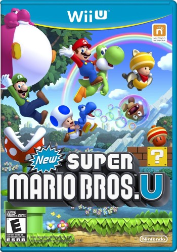 Post image for New Super Mario Bros. U-$44.49 Shipped