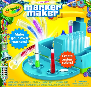 Post image for Crayola Marker Maker-$14.00 Shipped