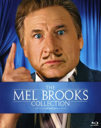 Post image for Amazon Bonus Deal of the Day:The Mel Brooks Collection on DVD or Blu-Ray-$19.99-$22.99
