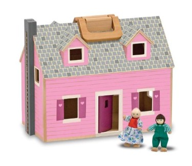 Post image for Amazon: Melissa & Doug Fold & Go Dollhouse Only $24.98 (Reg. $49.99!)