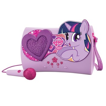 Post image for Cheaper Than Black Friday NOW: My Little Pony Carry And Sing Along Boombox-$19.99