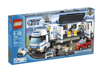 Post image for Lego Sale: Mobile Police Unit $29.99