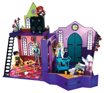 Post image for Monster High High School Playset-$45 Shipped