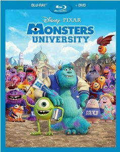 Post image for Monsters University (Blu-ray Combo Pack)-$19.96