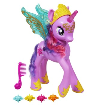 Post image for Amazon-My Little Pony Feature Princess Twilight Sparkle $35.00 Shipped
