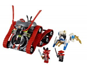 ninjago three