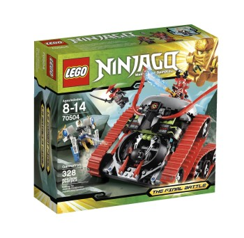 Post image for Lego Sale: LEGO Ninjago Garmatron $25.49