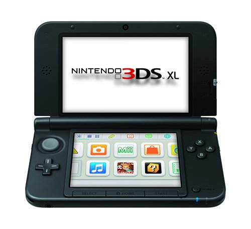 Post image for Black Friday Price NOW: Nintendo 3DS XL