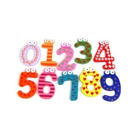 Post image for Amazon-Fun and Funky Colorful Magnetic Numbers Only $0.60 Shipped!