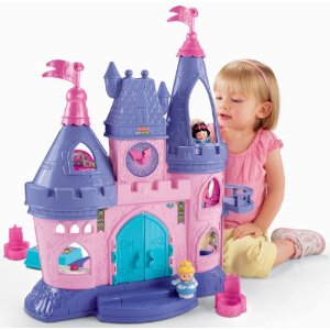 Post image for Amazon-Fisher-Price Little People Disney Princess Songs Palace $29.99