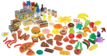 Post image for Amazon-Kidkraft Tasty Treats Pretend Play Food $19.97