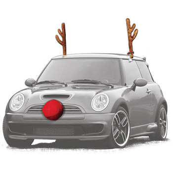 Post image for Reindeer Auto Outfit: $4.99 After Gift Card And Free Store Pickup!