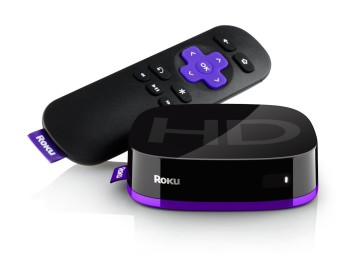 Post image for Amazon- Roku HD Streaming Player $39.99
