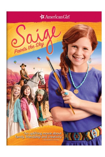 Post image for An American Girl: Saige Paints the Sky-$8.99