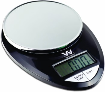 Post image for Amazon-Weigh Masters ProChef Digital Kitchen Scale $9.99