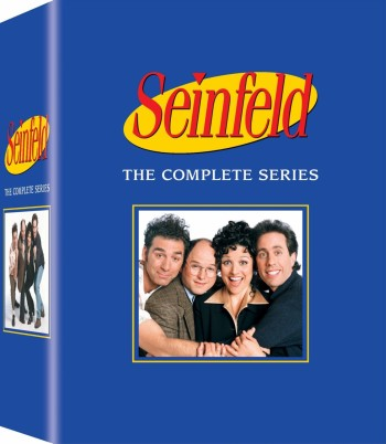 Post image for Seinfeld: The Complete Series on DVD-$74.99 Shipped