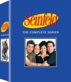 Post image for Seinfeld: The Complete Series on DVD $58.99