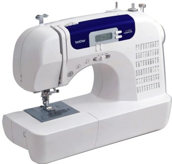Post image for Amazon-Brother CS6000i Feature-Rich Sewing Machine Only $139.99