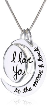 Post image for Sterling Silver Pendant Necklace-$29.00