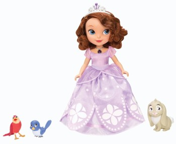 Post image for Disney Princess Sale: Talking Sofia Doll $28.99