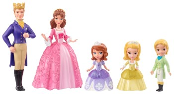 Post image for Disney Sofia The First Royal Family Giftset