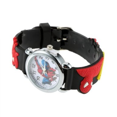 Post image for Amazon-Boys Spiderman Watch $1.90 Shipped!