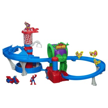 Post image for Playskool Heroes Marvel Spider-Man Playset-$24.99