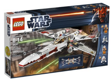 Post image for Lego Sale: Star Wars X-Wing Starfighter $38.99