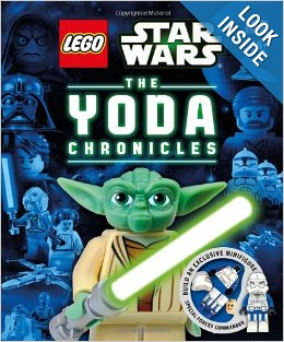 Post image for LEGO Star Wars: The Yoda Chronicles-$14.83