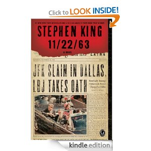 Post image for Stephen King's 11/22/63 eBook $2.99 (11/22 Only)
