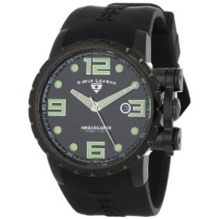 Post image for HOT Men's Deal-Swiss Legend Men's Ambassador Watch Only $64.99
