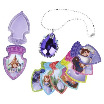 Post image for Sofia the First Talking Magical Amulet-$9.51