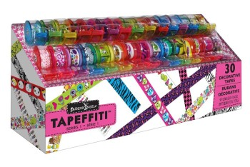Post image for Fashion Angels Tapeffiti 30pc Caddy-$7.99